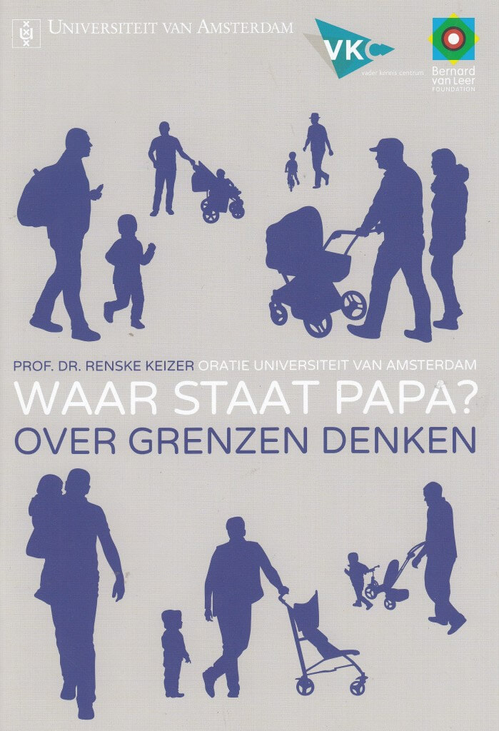 Cover-voorkant Uitgave Oratie Renske Keizer © Foto Vader Kennis Centrum